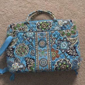 Vera Bradly Computer bag